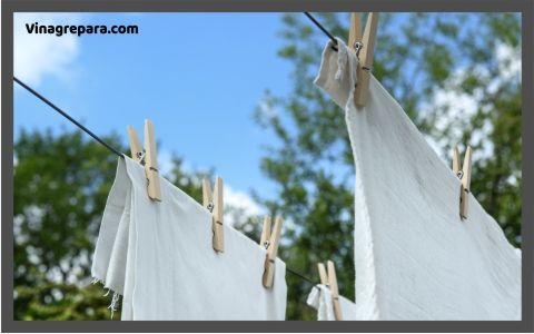 vinagre para ropa blanca